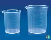 Plastic Lab Beakers