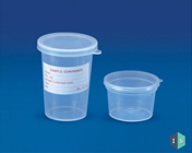 Plastic Lab Containers
