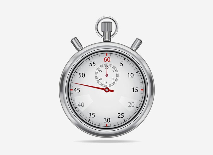 Timer and Stop Watch