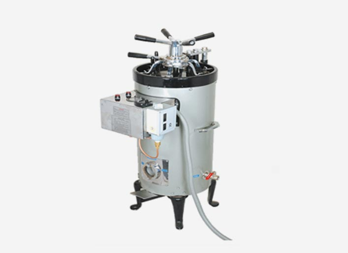 Vertical/Horizontal Autoclaves
