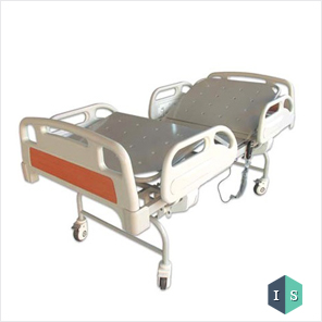 Fowler Bed, Electric with ABS Panel and ABS Safety Rails