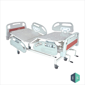 Fowler Bed Mechanical with ABS Panel and ABS Safety Rails
