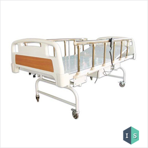Semi Fowler Bed, Electric with ABS Panel and SS Safety Rails Supplier
