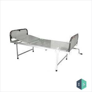 Semi Fowler Bed with SS Laminated Panel Supplier