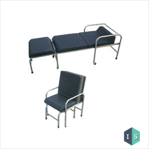 Attendant Bed Cum Chair Manufacturer, Supplier & Exporter