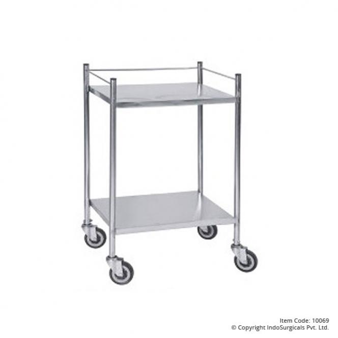Instrument Trolley Stainless Steel Supplier