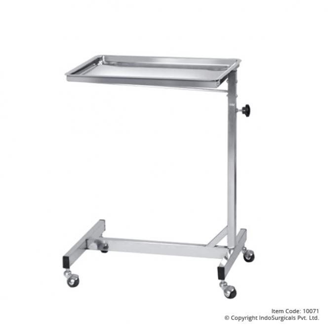 Mayo's Trolley Stainless Steel Supplier