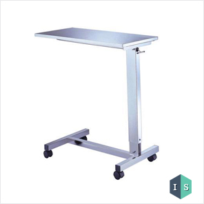 Over Bed Table Height Adjustable