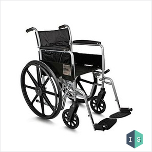 Folding Wheelchair Manufacturer, Supplier & Exporter