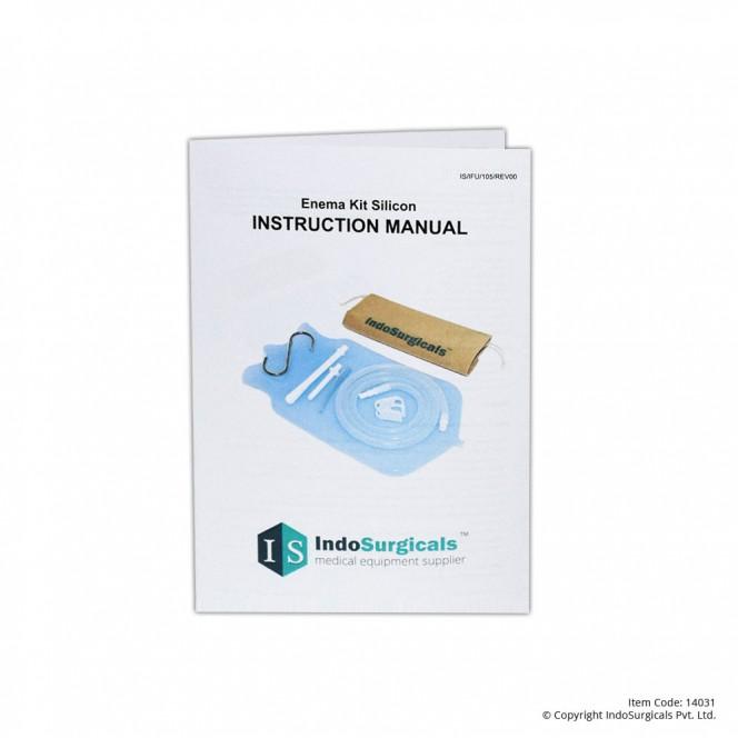 Silicone Enema Bag Kit Manufacturer