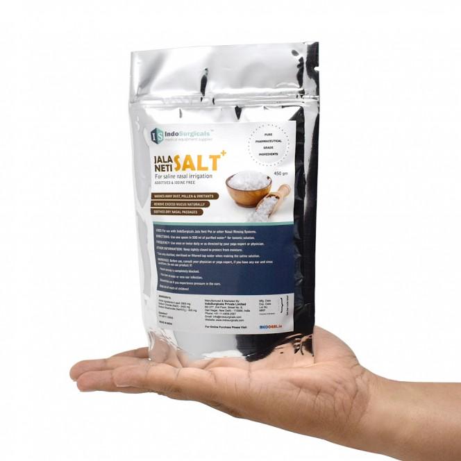 Jala Neti Salt Plus Economy Pack 450 gm Exporter