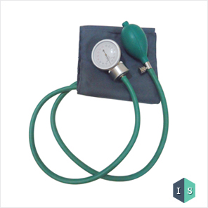 Sphygmomanometer, Aneroid Type (Green) Supplier