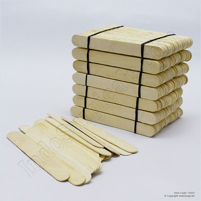 Non-Sterile Wooden Tongue Depressor (Pack of 400 Pcs.) Supplier
