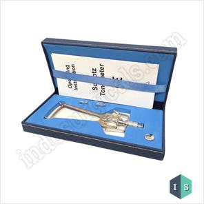 Schiotz Tonometer Manufacturer, Supplier & Exporter