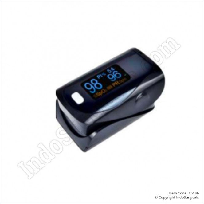 Fingertip Pulse Oximeter Manufacturer, Supplier & Exporter