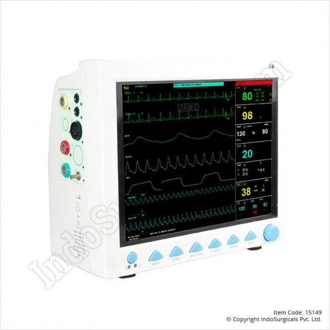 CMS8000 Multi Parameter Patient Monitor Supplier
