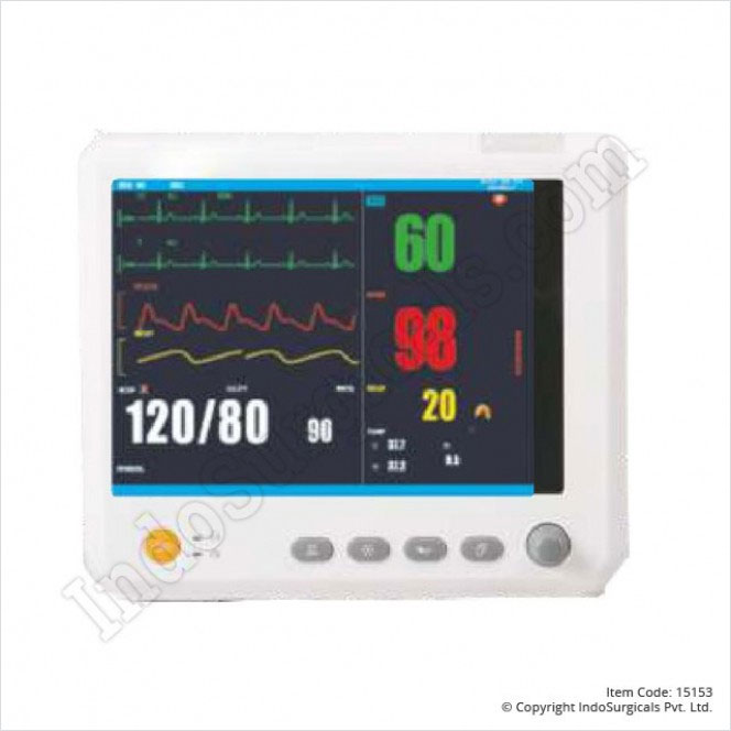 AQUA8 Multi Parameter Patient Monitor Supplier