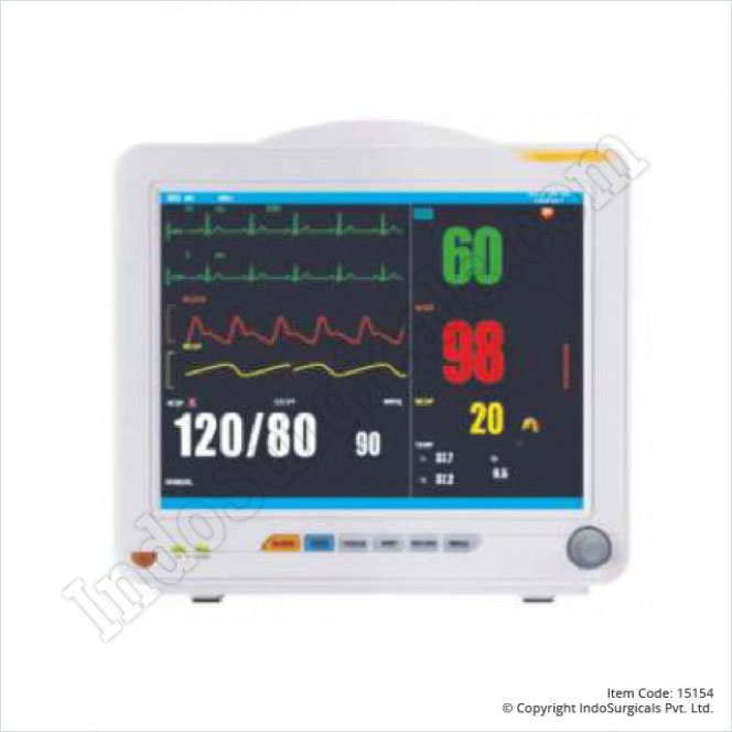 AQUA12 Multi Parameter Patient Monitor Supplier