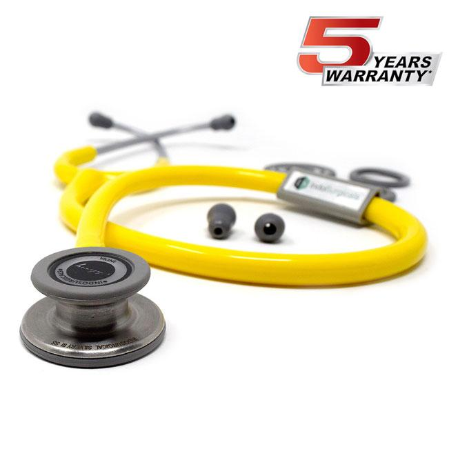 IndoSurgicals Silvery III-SS Stethoscope Supplier