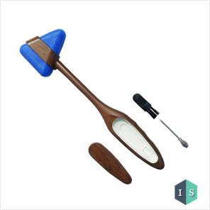 Percussion Knee Hammer Taylor Model with brush and pin Manufacturer, Supplier & Exporter