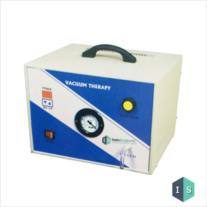 Vacuum Therapy Manufacturer, Supplier & Exporter