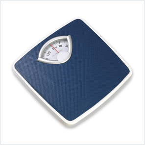 Personal weighing Scale, Analog, 130 Kg.
