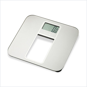 Digital Weighing Scale, Glass, 180 Kg.