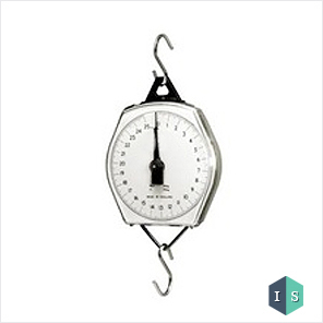Baby Weighing Scale, Salter Type (Dial), ABS Plastic Body