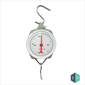 Baby Weighing Scale, Salter Type (Dial), Metal Body