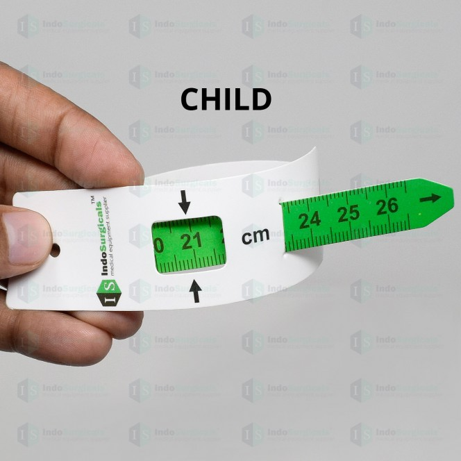 MUAC Tape for Child & Adult - Deluxe Quality