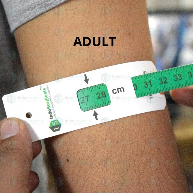 MUAC Tape for Child & Adult - Deluxe Quality Supplier