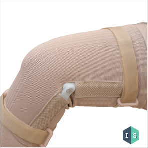 Tubular Knee Support With Hinges Supplier