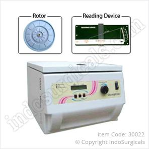 Hematocrit Centrifuge (Digital Timer & RPM)