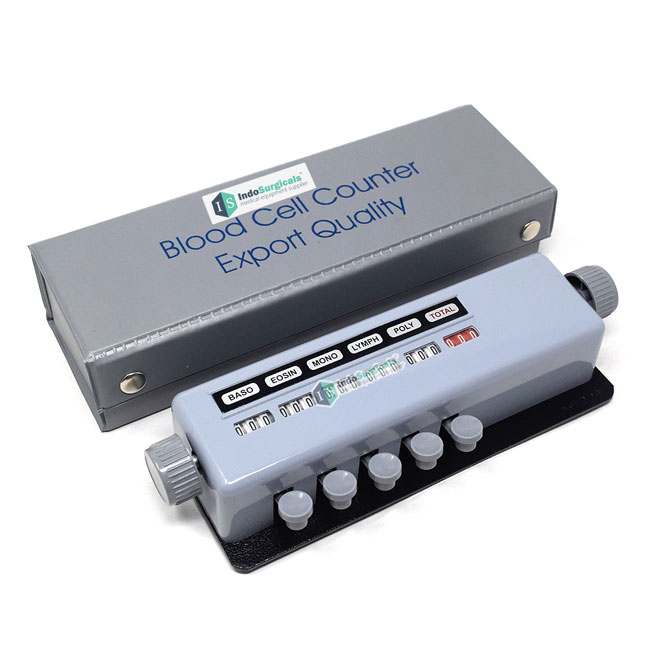 Blood Cell Counter (5 Key) Supplier