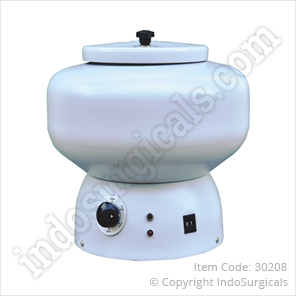Medium Centrifuge with Timer Auto Stop model