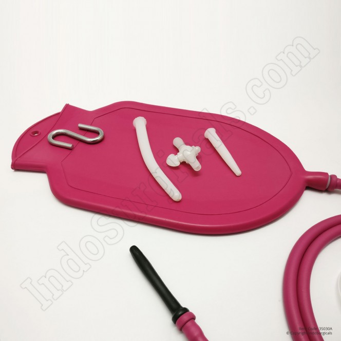 Rubber Enema Bag Kit Manufacturer