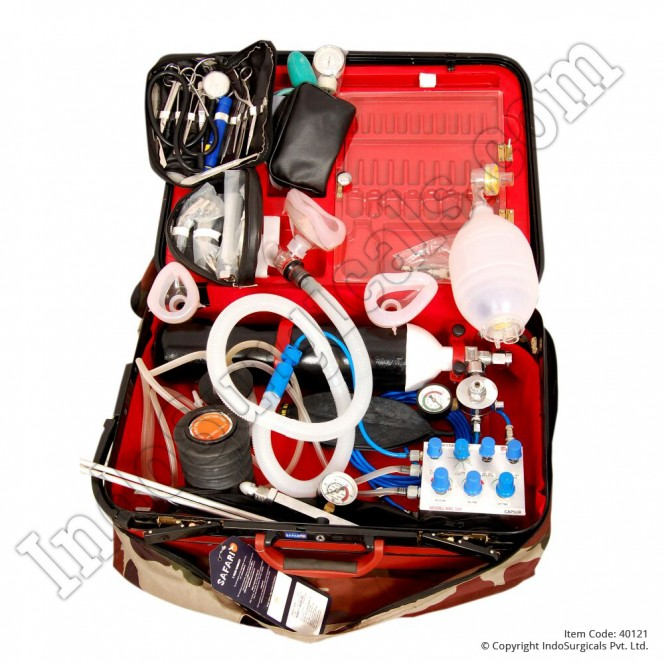 Emergency Resuscitation Kit Manufacturer, Supplier & Exporter