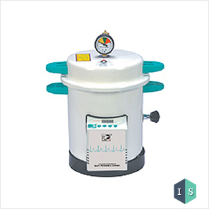 Dental Autoclave Micro Chip Controlled, 10 Liters