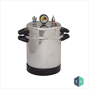 Tattoo Autoclave, Pressure Cooker Type, Electric, 10 Liters