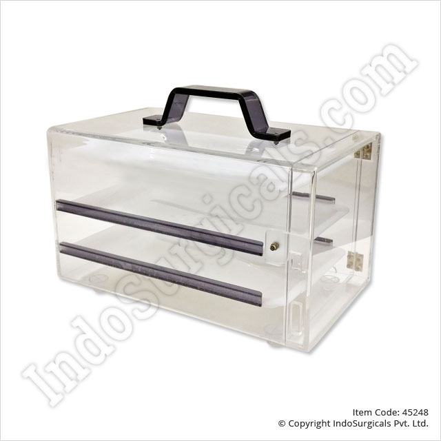 Formalin Chamber (Two Trays) Supplier