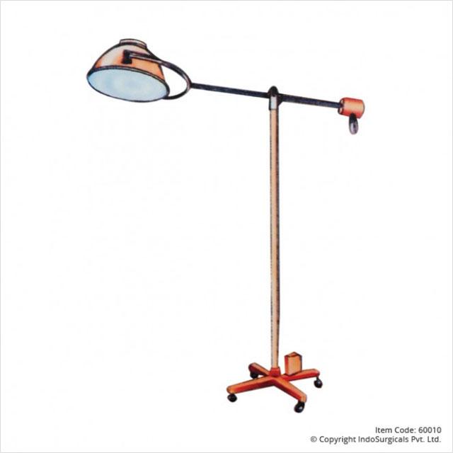 OT Light Mobile Halogen Counter Weight Balance