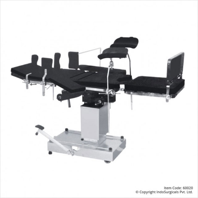 Hydraulic Operation Table Manufacturer, Supplier & Exporter
