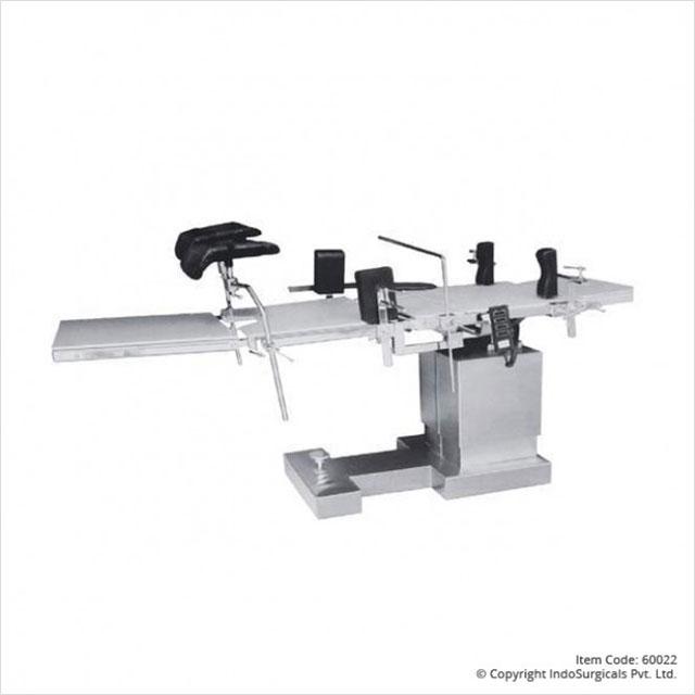 OT Table Motorised C-Arm Compatible