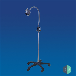 Halogen Examination Light (Plastic Base)