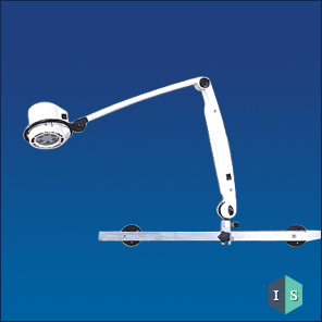 Led Examination Light (Railing Model)
