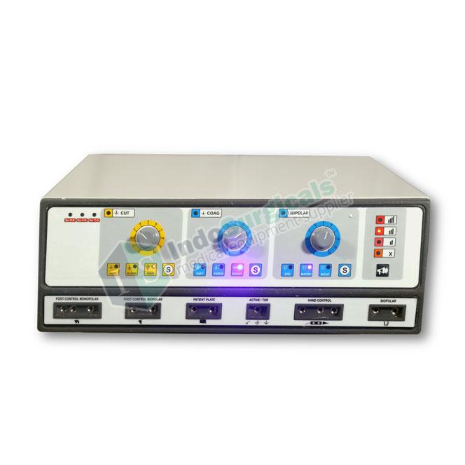 Electrosurgical Unit (Diathermy Machine) 400 DX+ Manufacturer, Supplier & Exporter