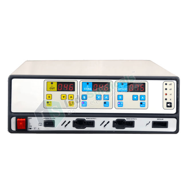 Electrosurgical Unit (Diathermy Machine) 400 MATRIX+ Manufacturer, Supplier & Exporter