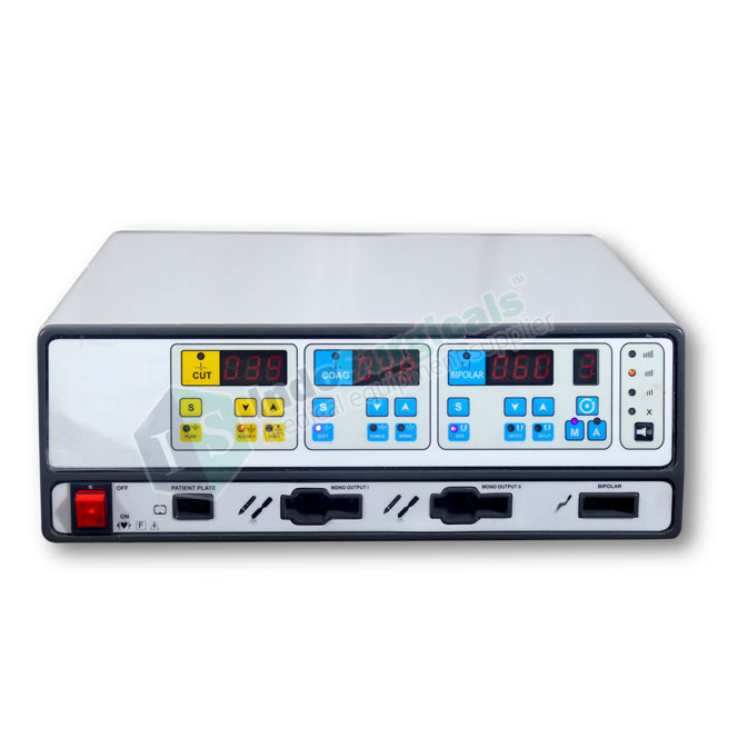 Electrosurgical Unit (Diathermy Machine) 400 PRIMO Manufacturer, Supplier & Exporter
