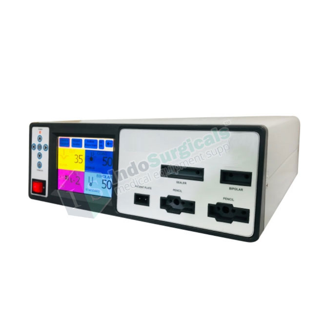 Electrosurgical Unit (Diathermy Machine) 400 PROSEAL+ Manufacturer, Supplier & Exporter