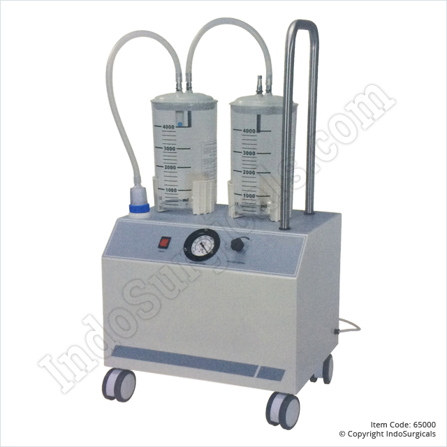 Suction Unit - MS (125 Ltrs./Min) Manufacturer, Supplier & Exporter